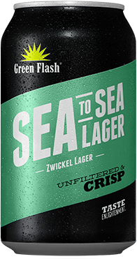 Sea to Sea beer bottle