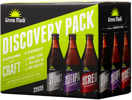 Discovery Pack Photo