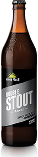 Double Stout beer bottle