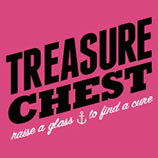 Treasure Chest: Raise a glass to find a cure