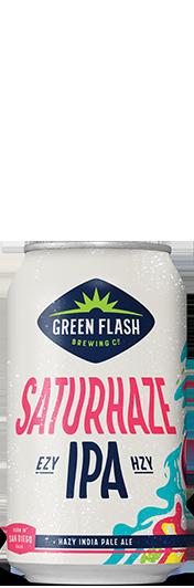 Saturhaze Can beer bottle