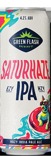 Saturhaze 19.2 Can beer bottle