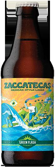 Zaccatecas beer bottle