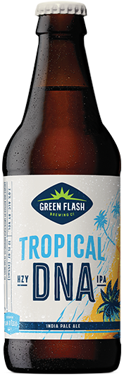 Tropical DNA Bottle beer bottle